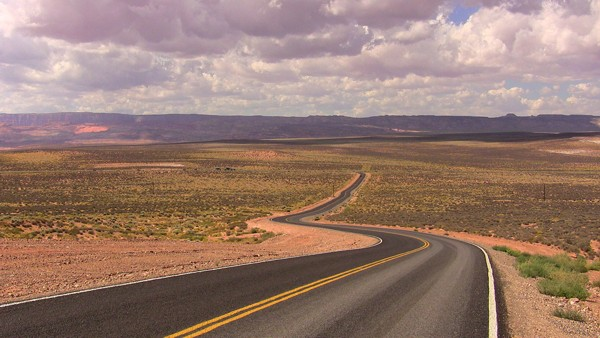 Navajo nation scenic byway - Route 98