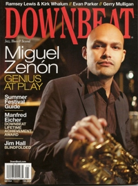 DownBeat_May2010Cover
