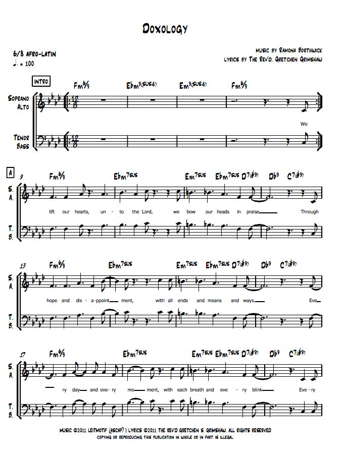 Jazzblest: African American Gospel Sheet Music At Alzheimers-prions.com