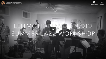 Youth Jazz Workshop
